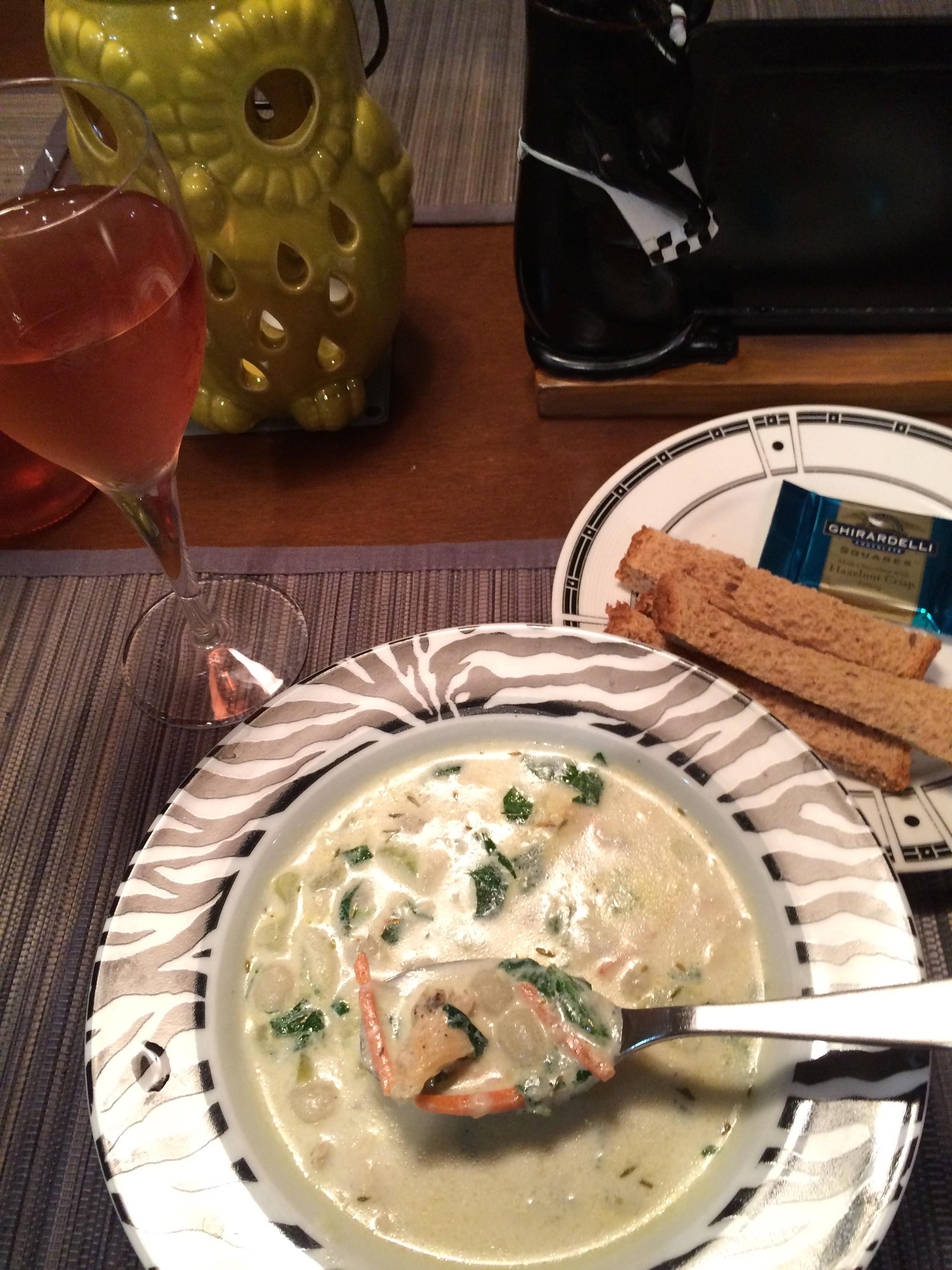 Olive Garden\'s Chicken Gnocchi Soup Recipe - Manuel Oblitas
